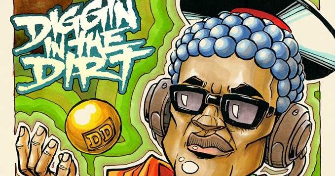 Hip Hop Nostalgia Dave Diggla Meditative Minutes Mix