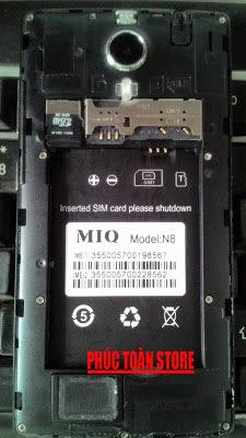 Rom MIQ N8 chuẩn flash done alt