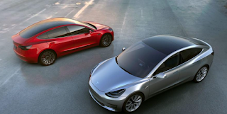 More factory problems as Elon Musk's Tesla starts producing the Model 3