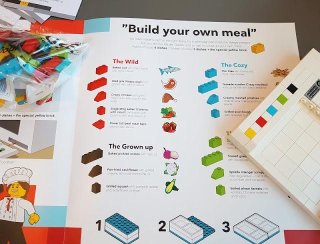 10 Tipps für den Besuch des LEGO House. Im Familien-Restaurant kann man mit Kindern super essen.