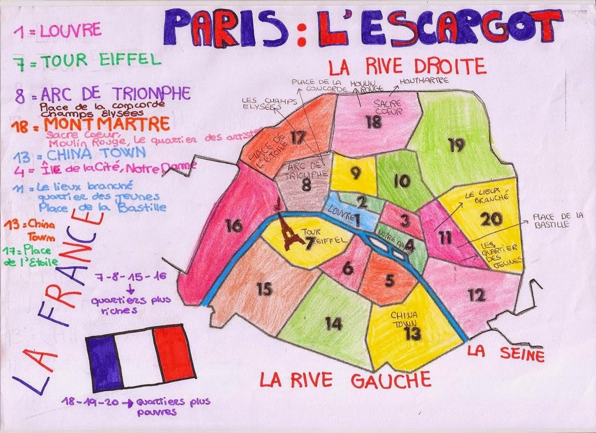 Parlo francese les arrondissements de paris for Les photos de paris