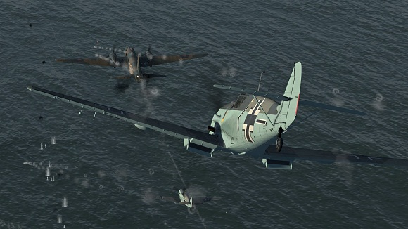 IL 2 Sturmovik Cliffs of Dover Blitz-screenshot02-power-pcgames.blogspot.co.id