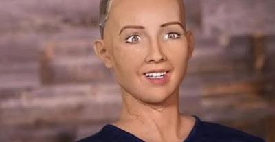 Gila, Robot ini Bilang Ingin Menghancurkan Manusia