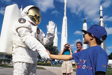 Kennedy Space At Cape Canaveral