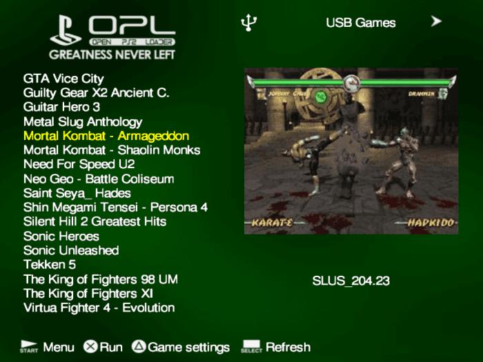 """Malaba Games: Tema Para Open PS2 Loader """"OPL BOX"""" (v0 4 Beta)"""
