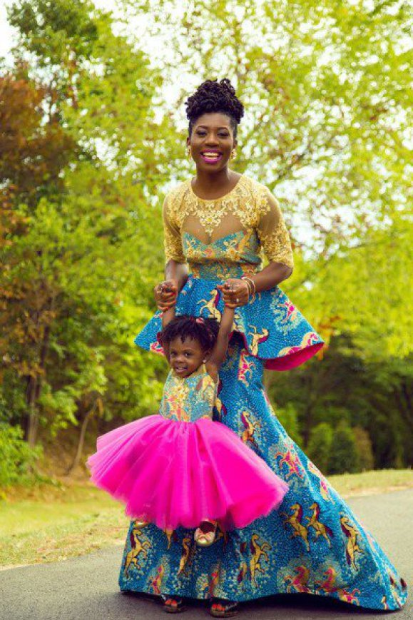mother daughter ankara styles (2)