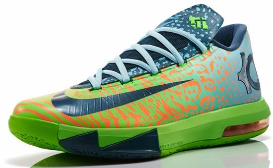 buy online b580e f3244 Nike KD VI