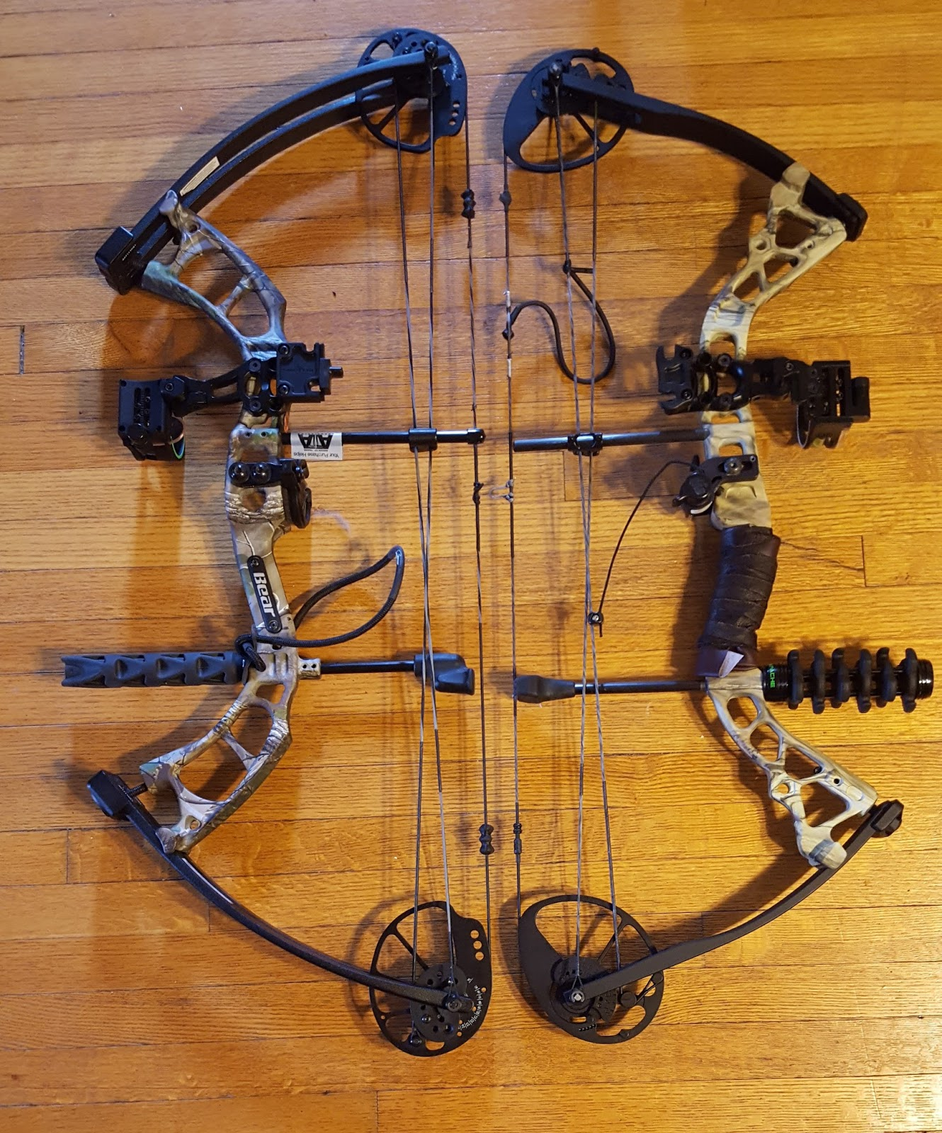 Project Gridless: Compound Bow Repairs in Toronto