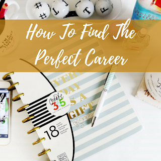 """How do I Find the Perfect Career?"" -Ask Me Anything Tuesday"