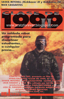 Curso de 1999 II. El sustituto, Class of 1999 II: The Substitute, Sasha Mitchell