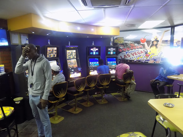 Hollywoodbets Alberton - LPMs & Slots Room