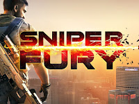 Game Sniper Fury mod apk v1.7.1a Full version Terbaru