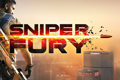 Sniper Fury 3.6.1a Apk + Mod + Data for Android