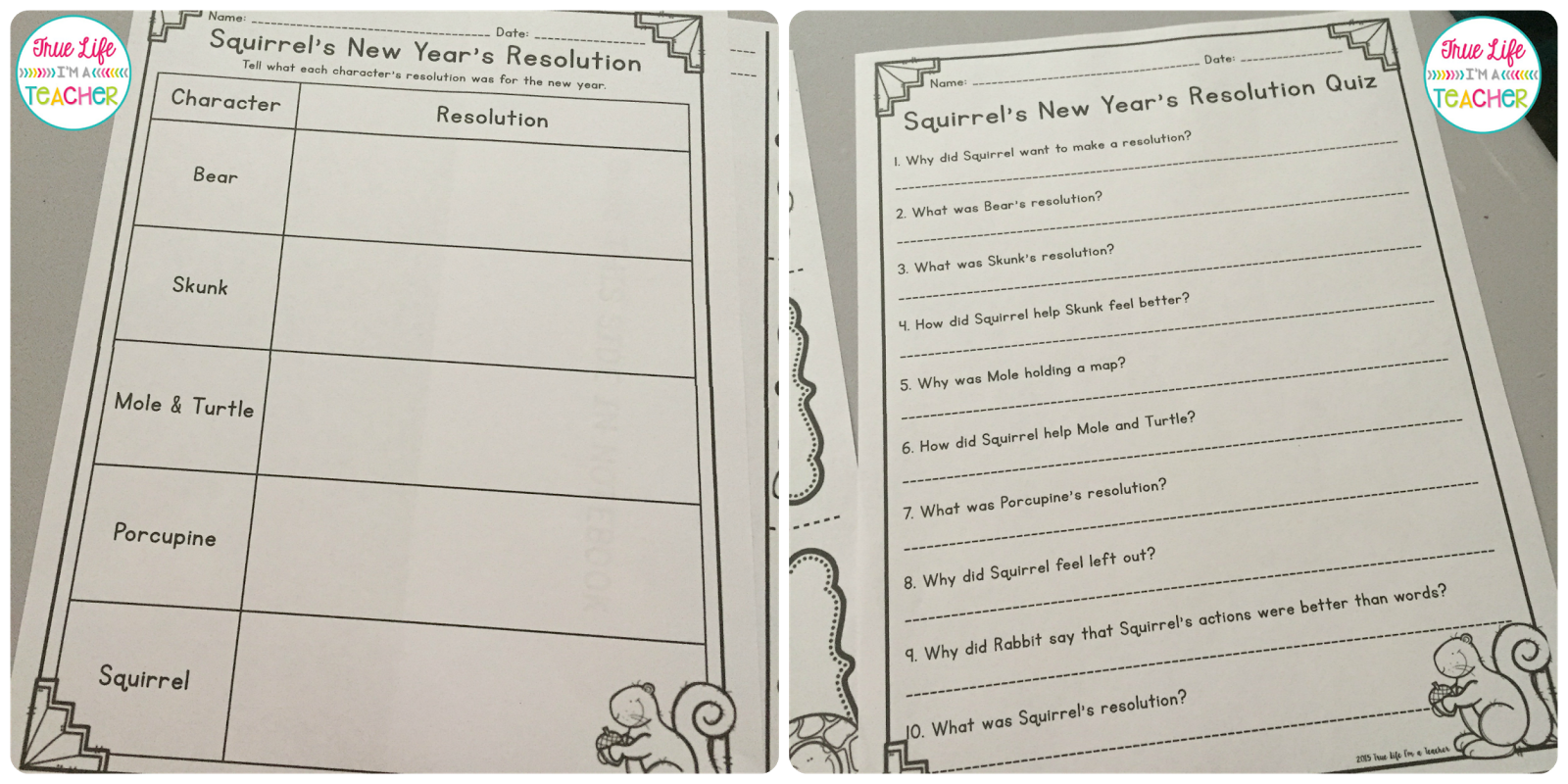 small resolution of FAVORITE Read Aloud for New Year's Resolutions   True Life I'm a Teacher