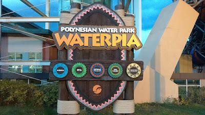 Seorak Waterpia Hot Spring Theme Park