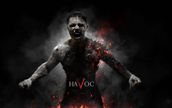 Wallpaper: Havoc HOT Digital Art Illustration