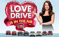 Promoção Love Drive is in the air Fiat