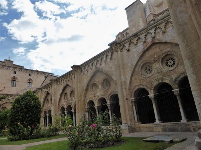 Catedral de Tarragona, claustro