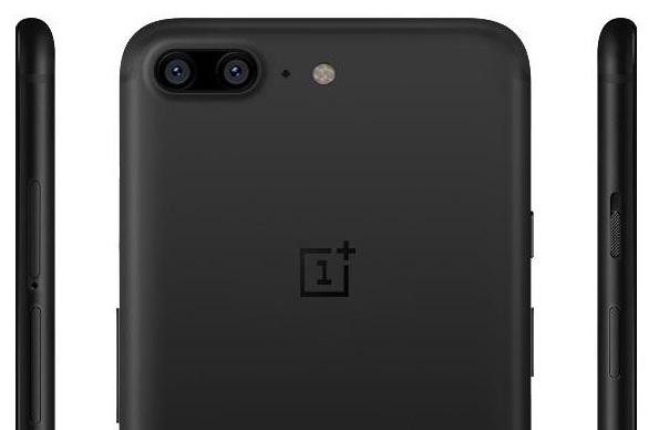 Kamera OnePlus 5