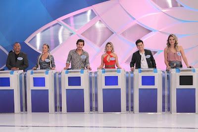 Convidados da Disputa Musical (Crédito: Lourival Ribeiro/SBT)