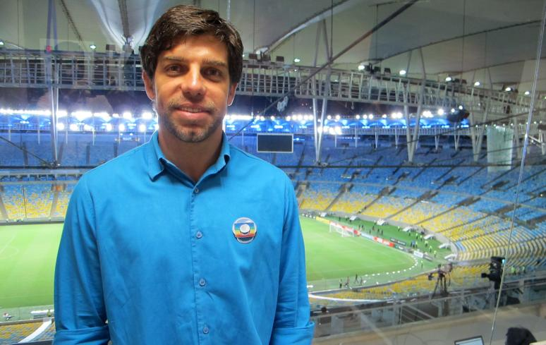 ex-jogador de futebol Juninho Pernambucano, ídolo do Vasco da Gama
