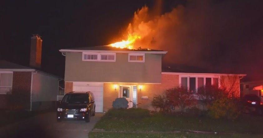 Tioga fire protection and fire prevention smoke detectors for K kitchen company cheektowaga ny