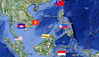 Sikap Filipina Saat China Tolak Putusan Arbitrase yang menolak Semua Klaim China Di Laut Sengketa - Commando