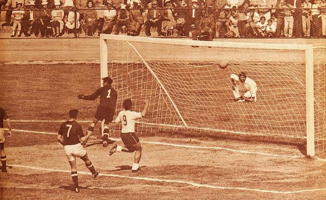 Chile y Unión Soviética en Copa del Mundo Chile 1962, 10 de junio