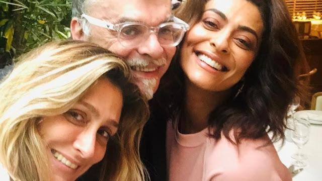 Juliana Paes está escalada para novela de Walcyr Carrasco
