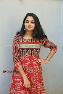 Telugu Actress Nikhila Vimal Latest Stills in Anarkali Dress  0072.JPG