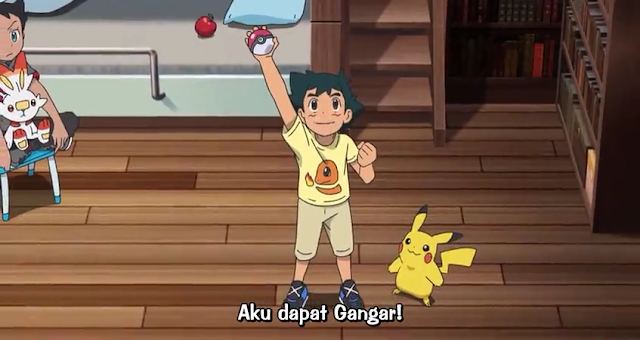 Pocket Monsters (2019) Episode 16 Subtitle Indonesia