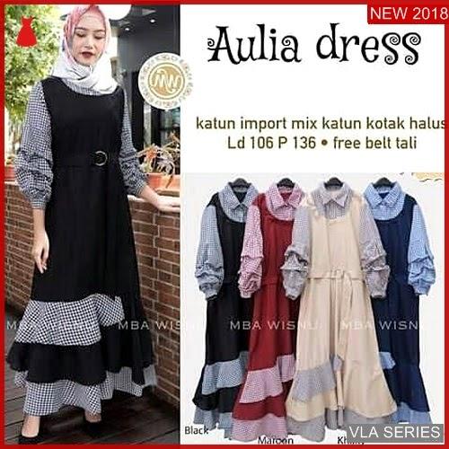 VLA124A61 Model Dress Aulia Wd Murah BMGShop