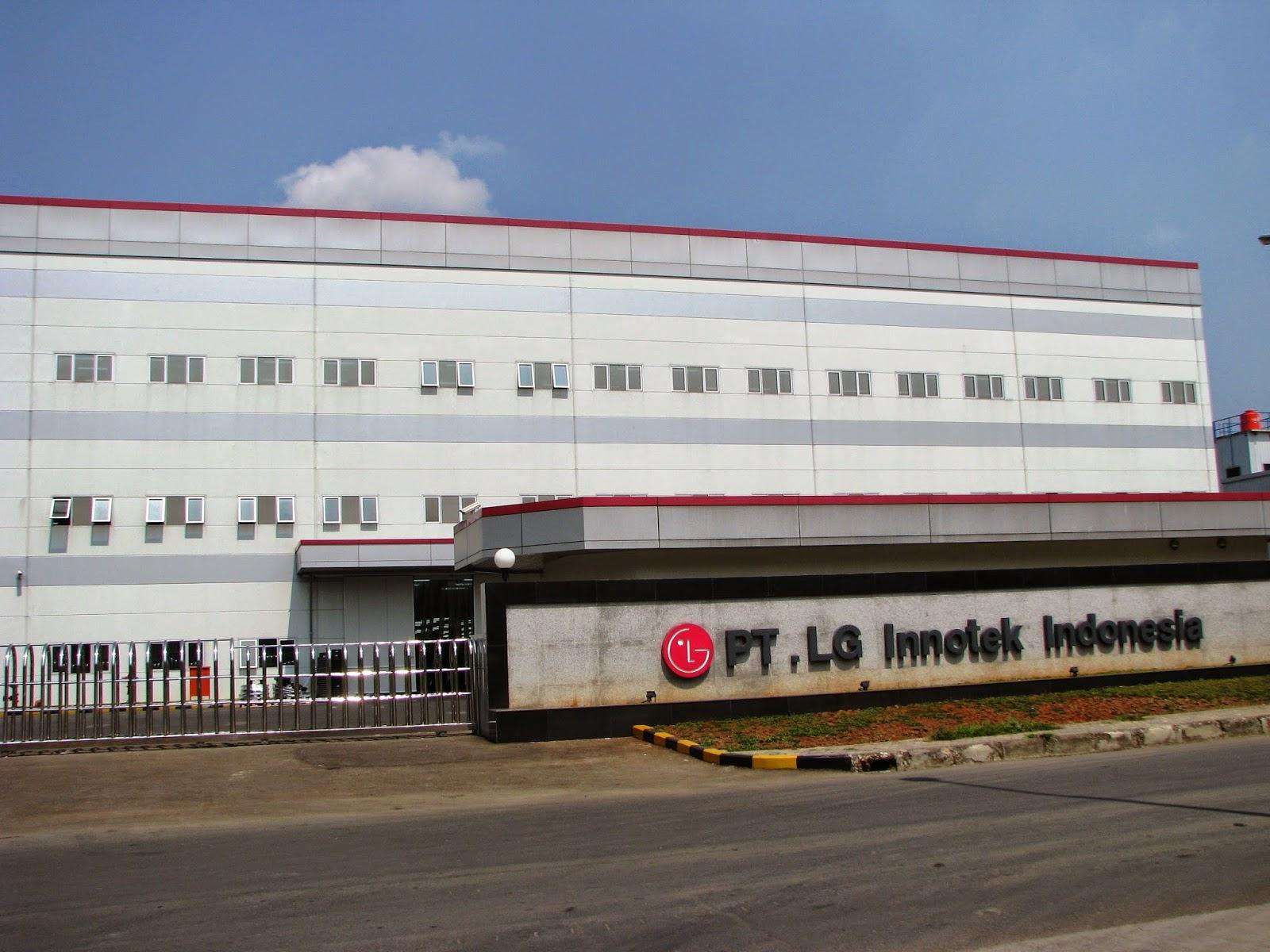 Loker Terbaru Via Pos Cikarang-PT LG Innotek Indonesia 2017
