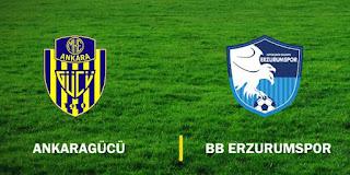 BB Erzurumspor - AnkaragücüCanli Maç İzle 21 Eylül 2018