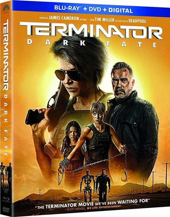 Terminator Dark Fate 2019 Hindi Dual Audio 1400MB BluRay ESubs Download