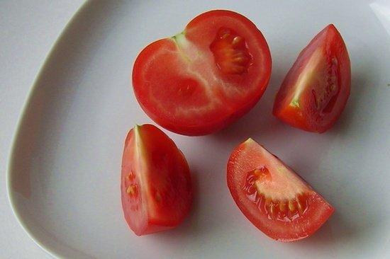Irisan Tomat