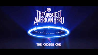 The Greatest American Hero: The Chosen One - Short Film 2017