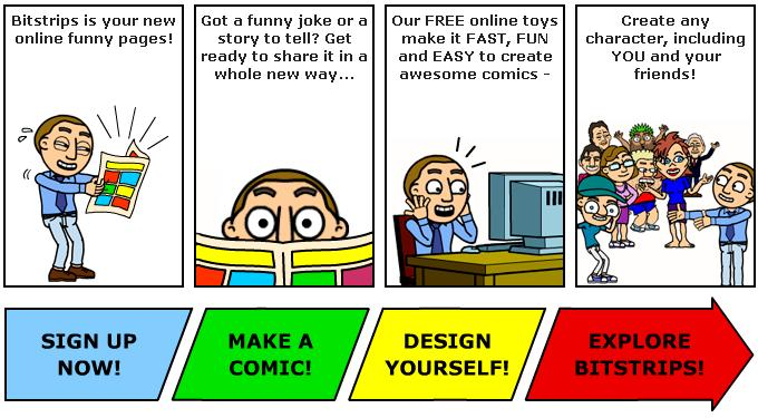 how to create a comic strip online free
