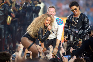 Beyoncé, Bruno Mars, Coldplay, Chris Martin, Super bowl halftime, Super bowl 50