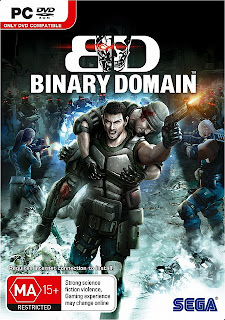 Binary Domain (PC) 2012