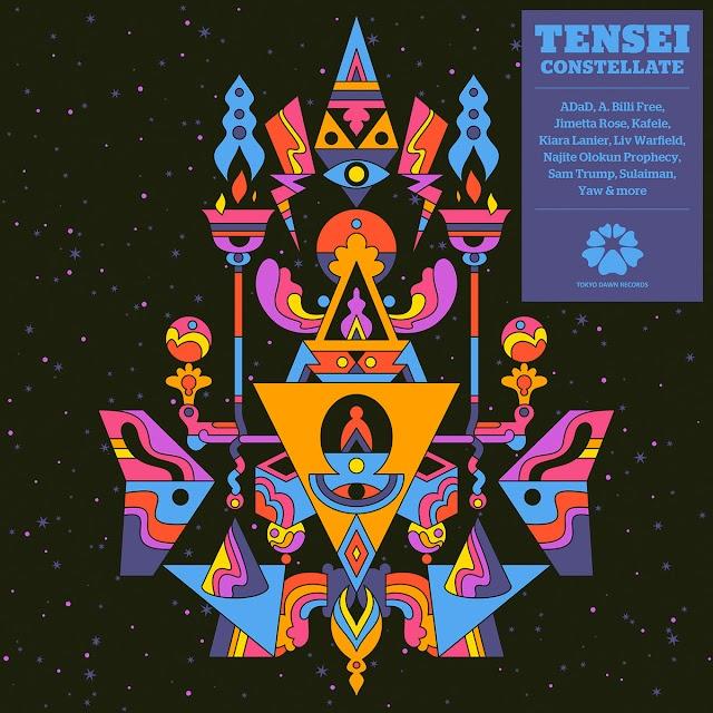 "Watch ""Liquid Tongues"" music video by Tensei featuring A. Billi Free"