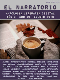 EL NARRATORIO  ANTOLOGÍA LITERARIA DIGITAL NRO 30