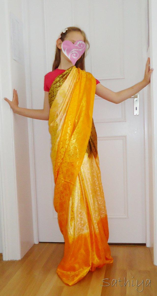 Wie Samt Und Seide Sari Sari