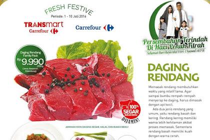 Promo Daging Di CARREFOUR Saat Ramadhan & Lebaran