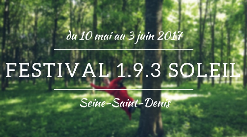 Festival 1.9.3 Soleil 2017