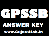 GPSSB Extension Officer (Agricultural) Final Answer Key 2017