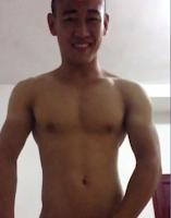 [1155] Nice body, nice cock cumshot 8