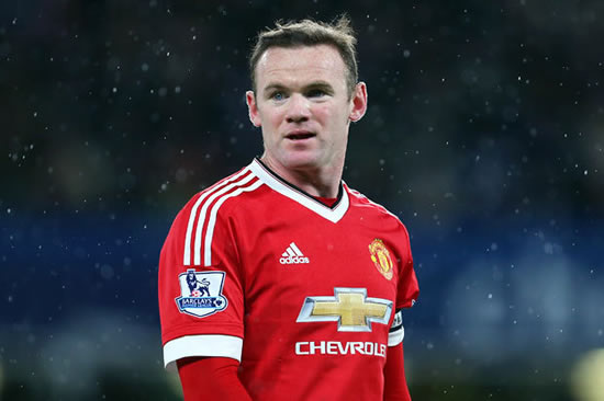 LOUIS VAN GAAL has confirmed the doubts over Wayne Rooney's return by revealing: He is not close.