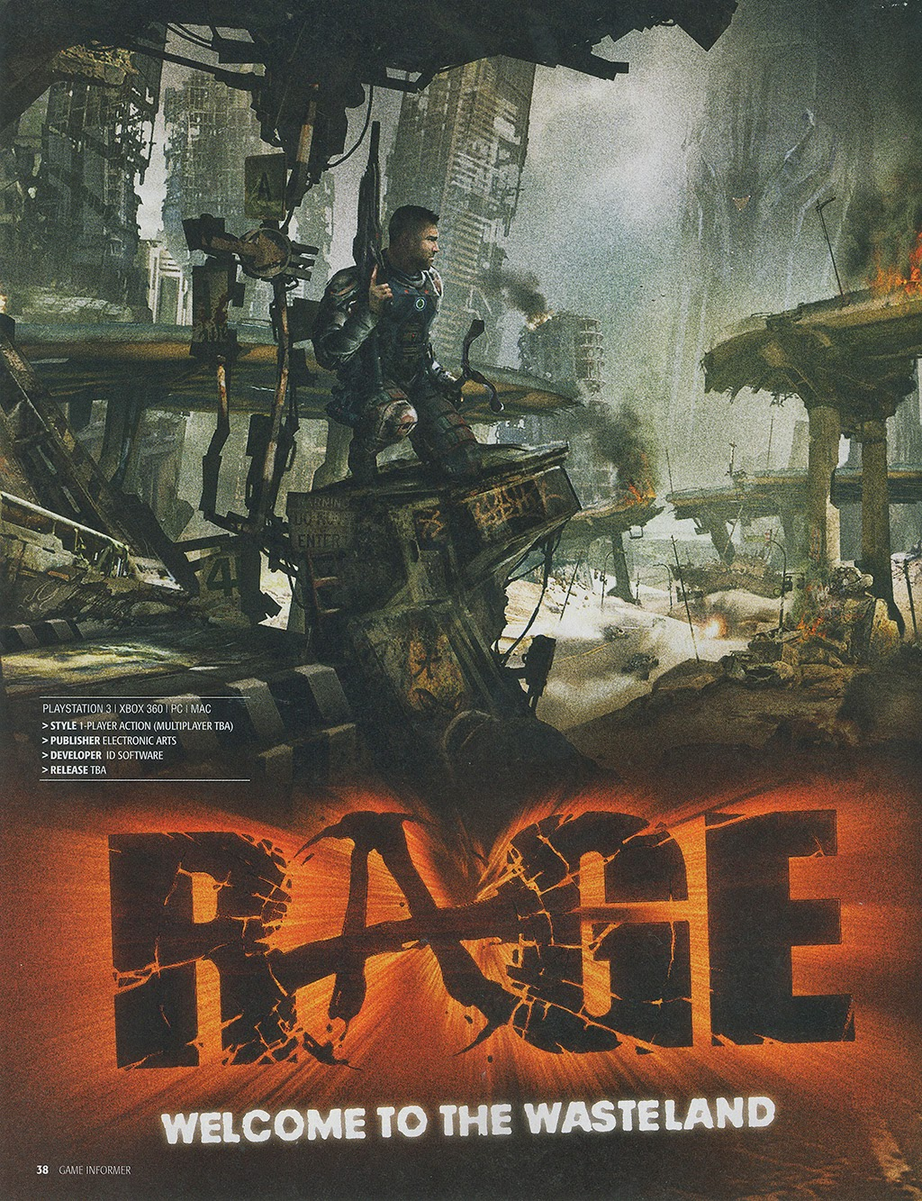 Rage Free Game Download - Download Free Full Games for PC