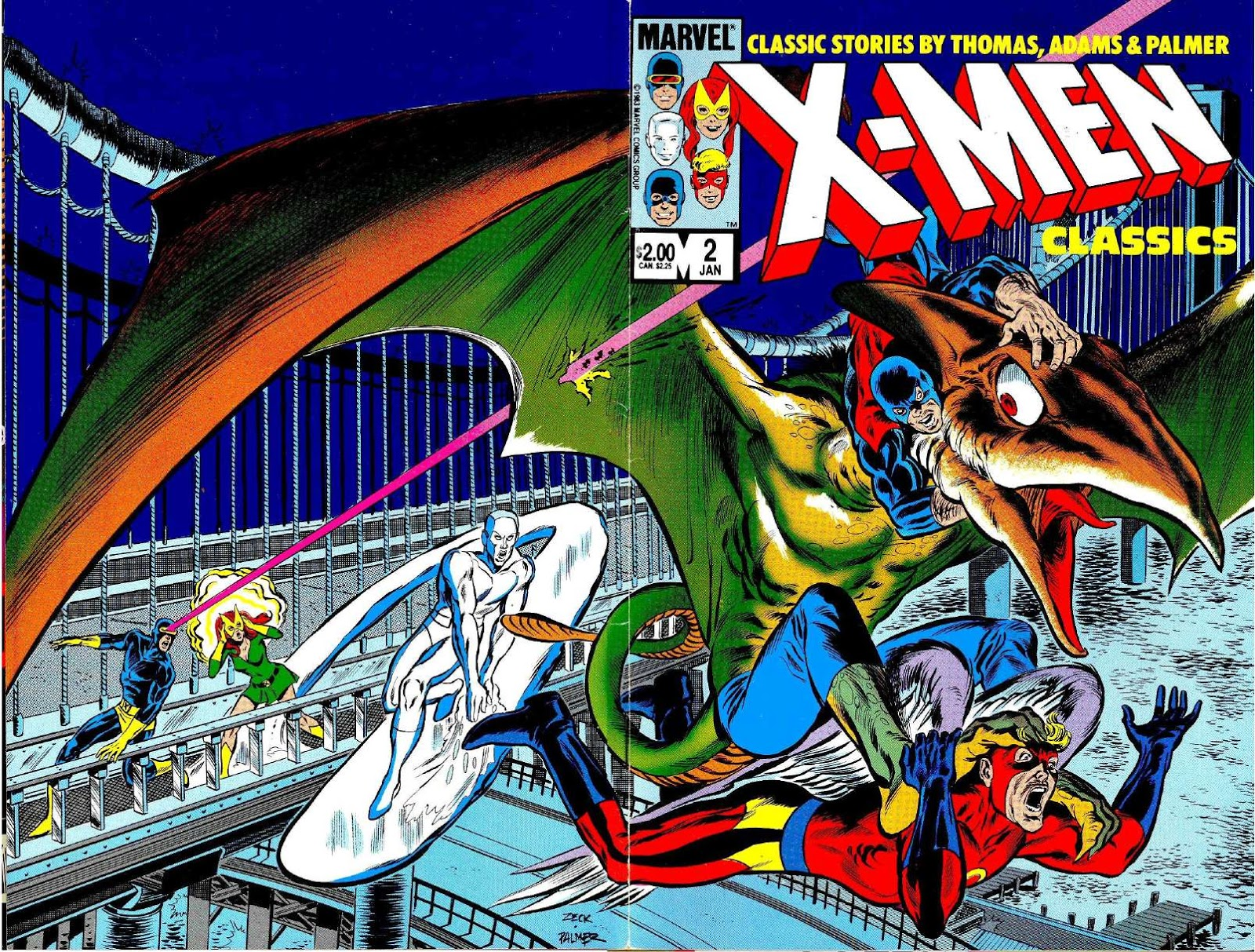 X Men Animated Series Wallpaper The Unpublished X Men Mike Zeck 2 Of 3